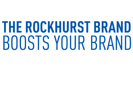 The Rockhurst Brand Boosts Your Brand