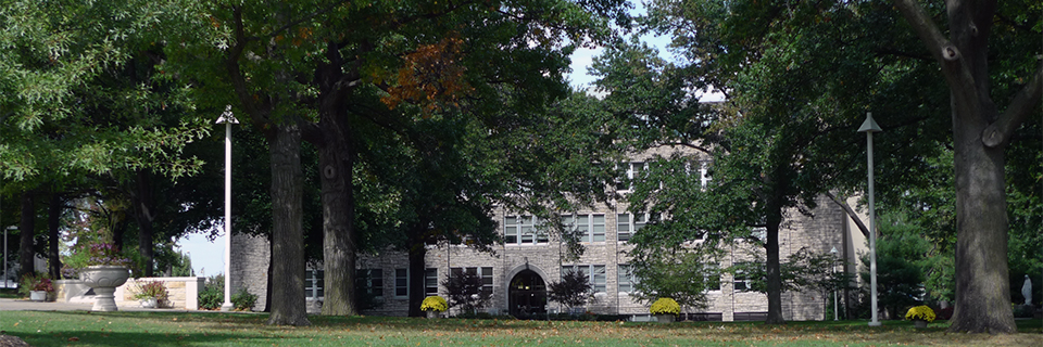 Conway Hall, Home of the Helzberg School of Business
