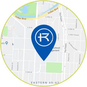 RU location map