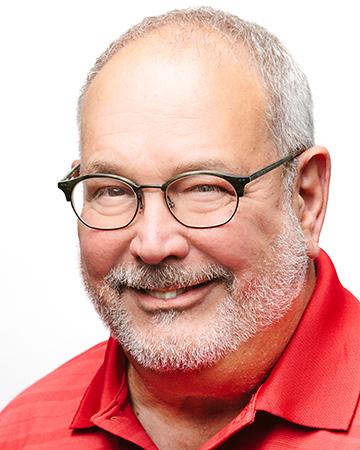 Mike Stellern headshot