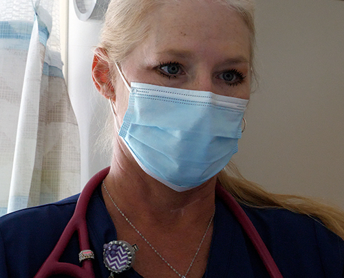 Lori Walters is a Family Nurse Practitioner student at Saint Luke's