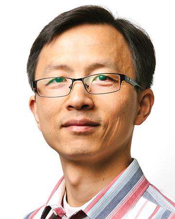 Wenbin Sun headshot
