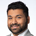 Avinash Bade headshot