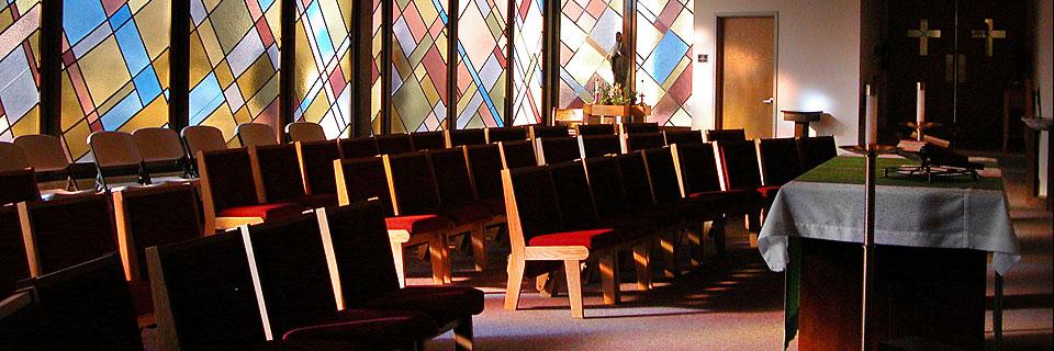 Chapel Pews