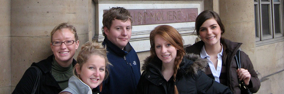 Students in France