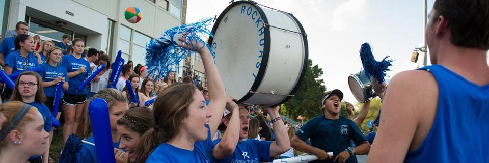 Rockhurst student spirit