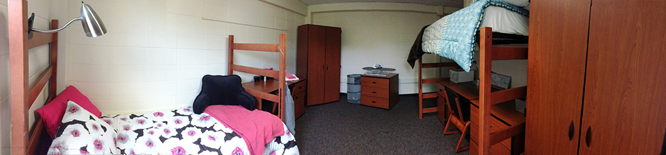 McGee Hall room