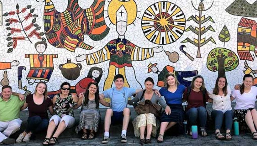 Rockhurst Service Immersion trip to El Salvador