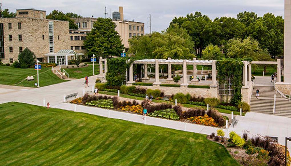 Campus and Pergola