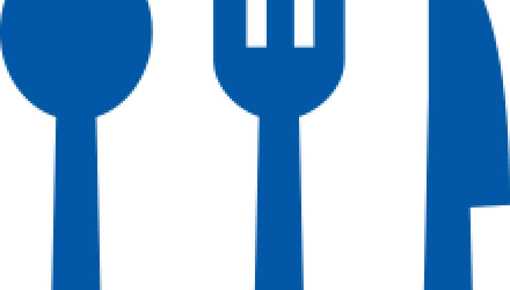 Spoon fork knife icon