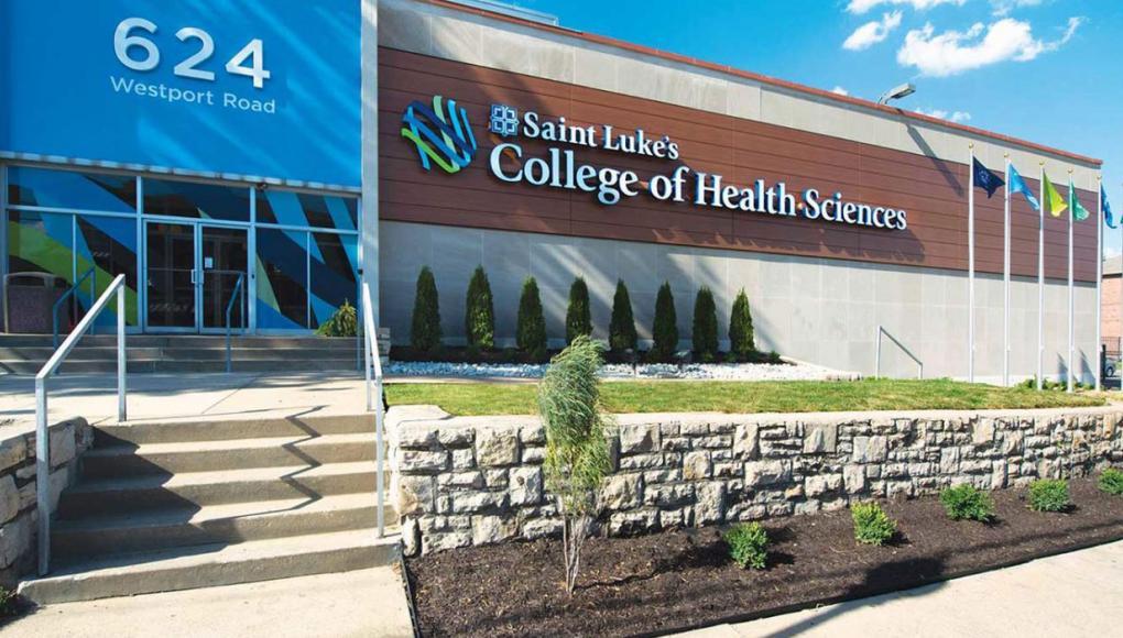 Saint Luke's College of Health Sciences building