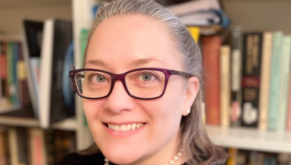 Library Director Laura Horne Popp