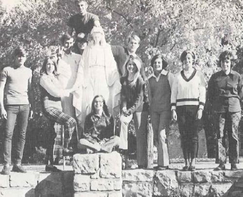 Rockhurst Students in the 70s