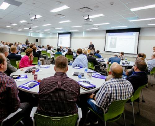 BIA Summit 2017 Classroom