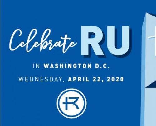 Celebrate RU in DC