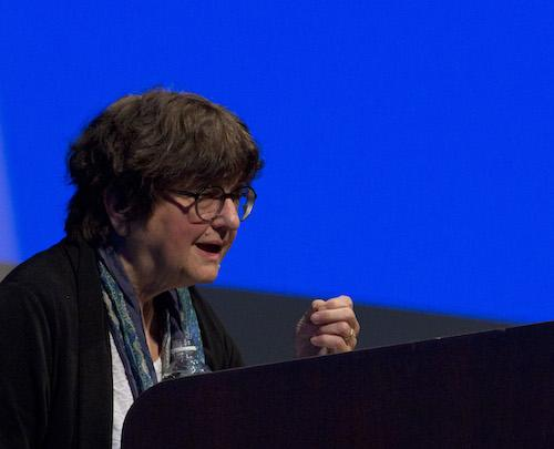 Sister Helen Prejean speaks at Rockhurst University