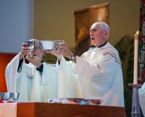 Mass of Holy Spirit St. Francis