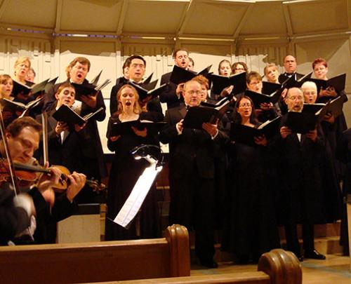 Musica Sacra choir