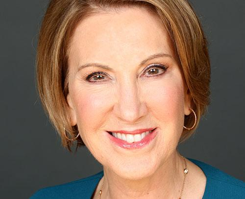 Carly Fiorina Headshot