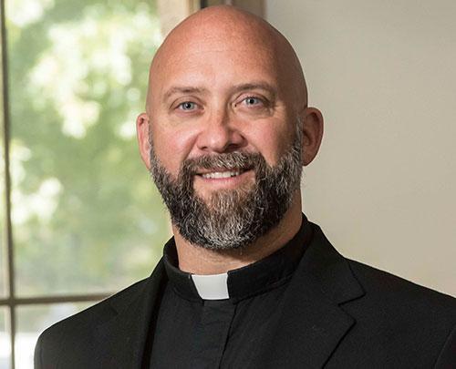 Fr. Barton Geger
