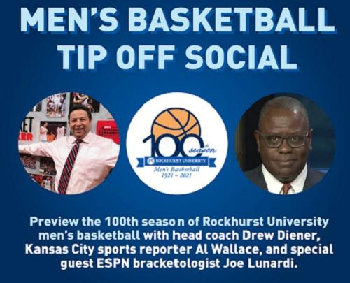 Men's Basketball Tip Off Social 2020
