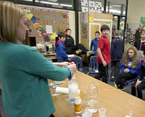 Classroom experiment