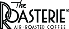The Roasterie Air-Roasted Coffee logo