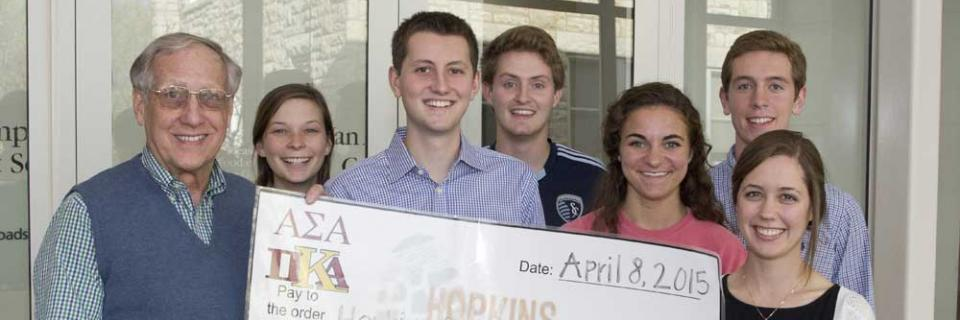 Alta Vista Students Receive Hopkins Scholarships