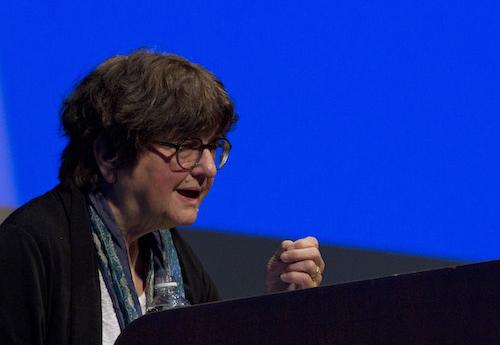 Sister Helen Prejean speaks at Rockhurst University