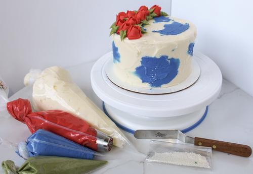 McLain's cake