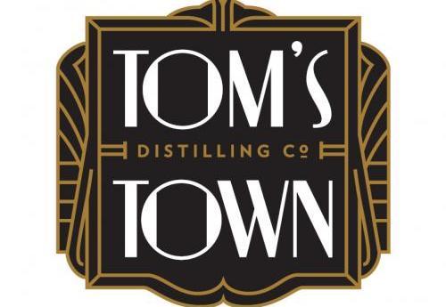 Tom's Town Logo