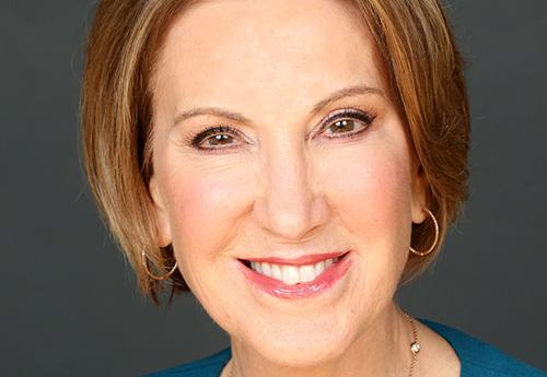 Carly Fiorina Headshot