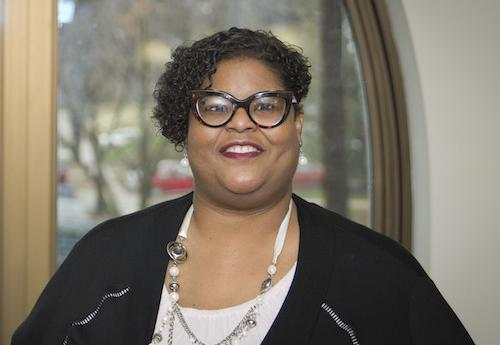 New University Chief Inclusion Officer Leslie Doyle